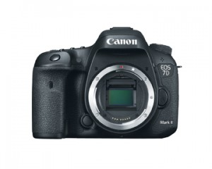 EOS 7D Mark II Front